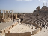 A day of Roman wonders at Leptis Magna
