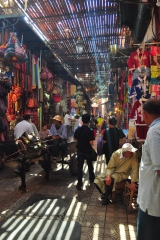 Bartering like a Berber in the Souks of Marrakesh