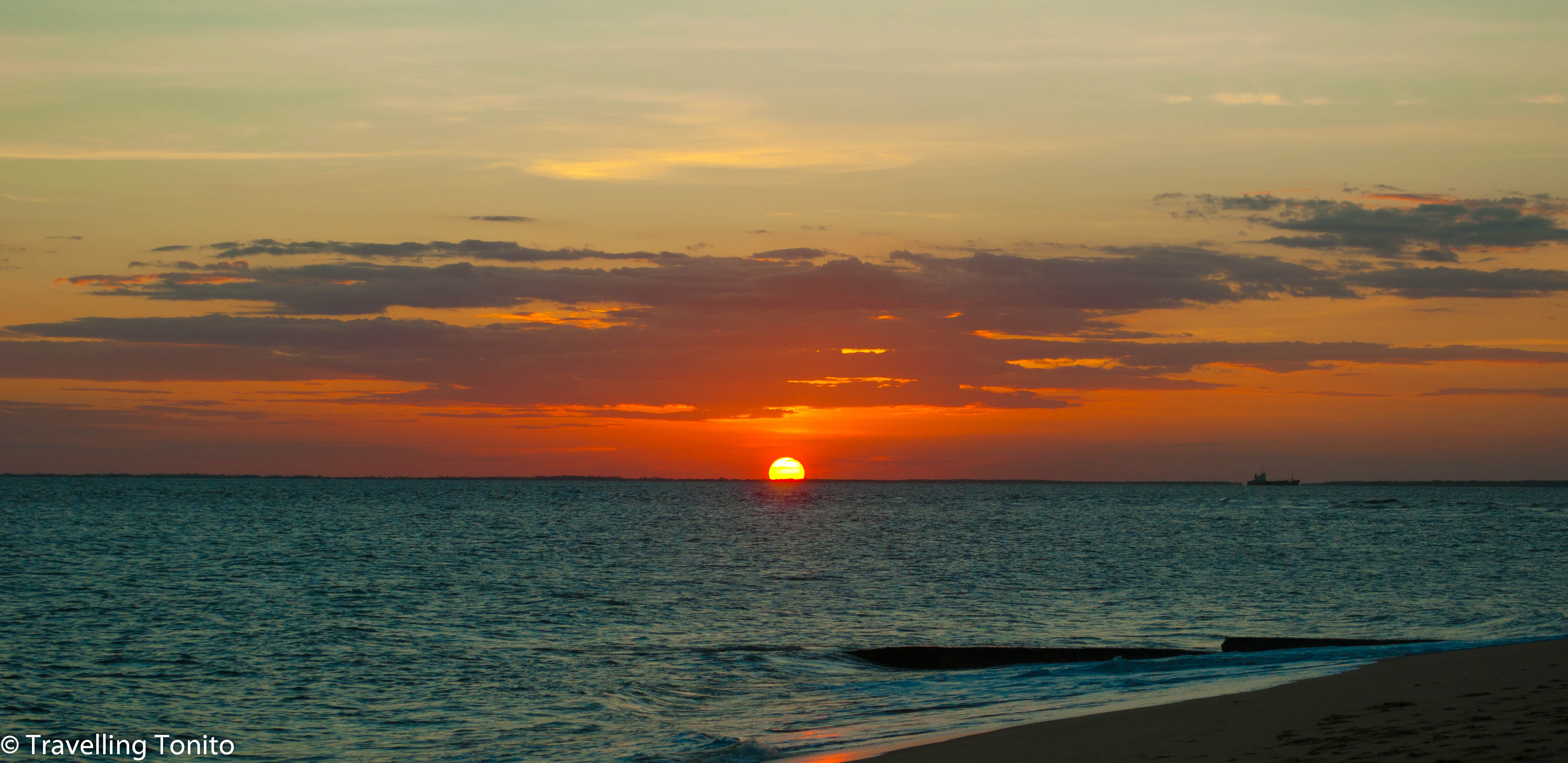 Photo of the Week: The sunsets over Africa | Travelling ...