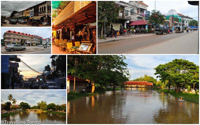 Snapshots from Siem Reap by day