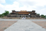 Hue's Imperial City brought to you by Samsung