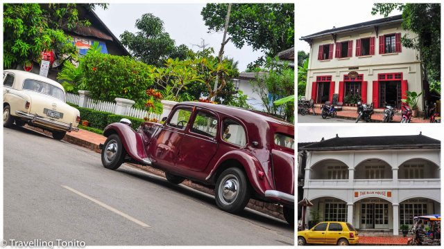 Scenes from Luang Prabang streets