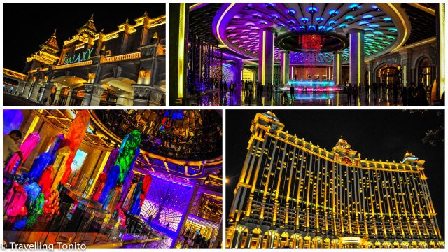 The Macau Galaxy casino
