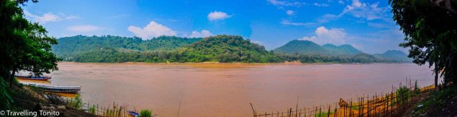 Great views of the Mekong