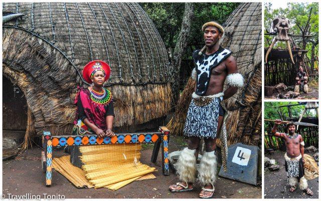 The Zulu Village
