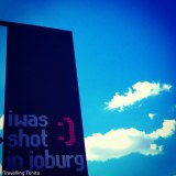 Photo of the Week: I was shot in Joburg…