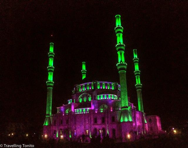 Nizamiye Turkish Masjid