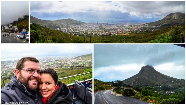 The stunning views from Table Mountain