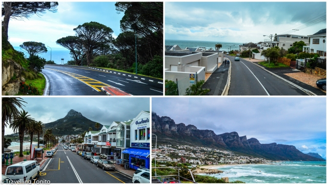 From Table Mountain to Camps Bay
