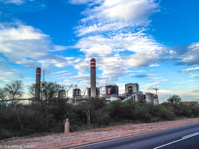 Lephalale's twin towers